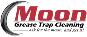 Moon Grease Trap Cleaning Logo